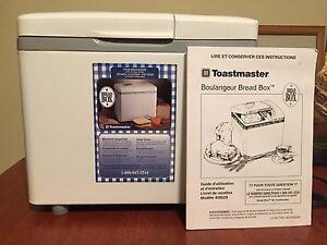 Toastmaster Breadmaker