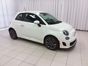 2015 Fiat 500 3DR HATCH 4PASS. FUN TO DRIVE AT A GREAT PRICE !!