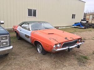 1972 Challenger Ralley
