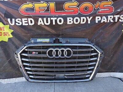 2017-2018 Audi A3/ S3 Grille OEM