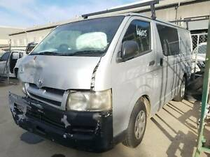 WRECKING 2005 TOYOTA HIACE VAN - STOCK #TH7165 Sherwood Brisbane South West Preview