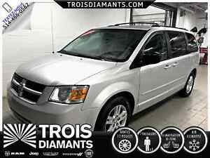 2010 Dodge Grand Caravan SE-STOWNGO-MAGS-DVD-7PASSAGERS
