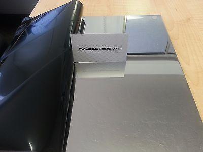 16ga .065 304 8 Stainless Steel Sheet Plate Mirror Finish 12 X 36