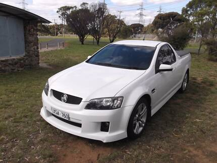 2010 Holden Commodore Ute SV6 auto Keilor Downs Brimbank Area Preview