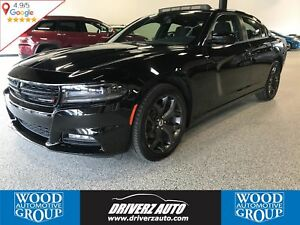 2017 Dodge Charger SXT SPORT CUSTOM LEATHER INTERIOR,ROOF,NAV...