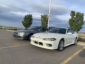 Nissan Silvia aero spec S freshly imported private sale
