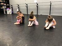 Preschool Dance Classes - Ages 2 1/2 to 3 1/2 years