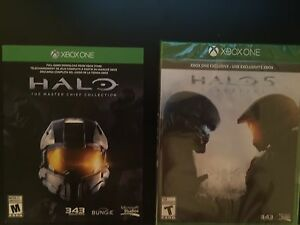 Halo 5 + Master Chef Collection $40 for Both!