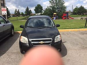 2007 Chevy Aveo RS