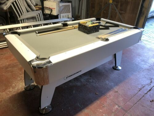pool table 6ft White And Grey