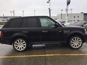 2006 Range Rover supercharger
