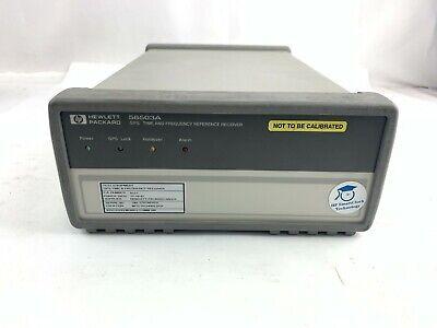 Agilent Hp Symmetricom 58503b - Gps Time Frequency Receiver