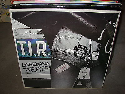 LOREDANA BERTE tir ( world music ) italy - PROMO - SEALED -
