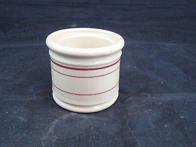 (SAN-TAN WELLSVILLE CHINA RESTAURANT WARE Condiment Jelly Jam Cup 3