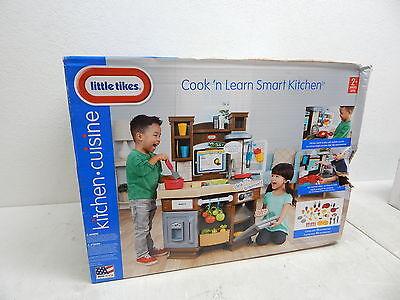 Little Tikes 641183 Cook N Learn Smart Kitchen BOX DAMAGE