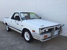 1992 Subaru Brumby 4x4 Ute Fyshwick South Canberra Preview