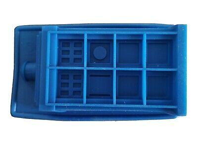 Doctor Who Tardis ice tray chocolate mould silicone jelly mold