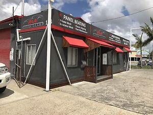 Smash Repair Equipment For Sale. Panel Beating Spray Painting Alderley Brisbane North West Preview