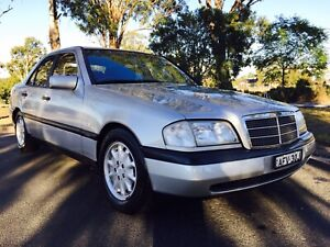 1997 MERCEDES BENZ C200 ESPRIT AUTO ONLY 120,000KM IMMACULATE Camden Camden Area Preview