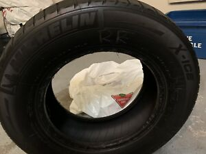 Like New Set of 4 Michelin X-Ice winter tires