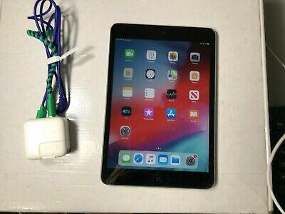 Apple iPad mini 2 32GB, Wi-Fi, 7.9in - Space Gray  Bad home key
