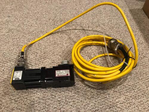Parker Compumotor CM231BE-113469 w/ Bayside Precision Gearhead NR23S-010