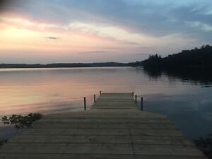 Waterfront Cottage Rental on Big Clear Lake, Arden, Ontario