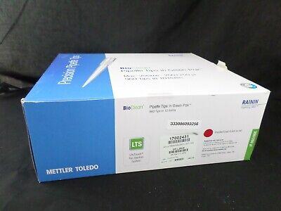 Rainin Plastic 200250l Sterile Lts Pipet Pipette Tip Refills Gps-l250s 960pk