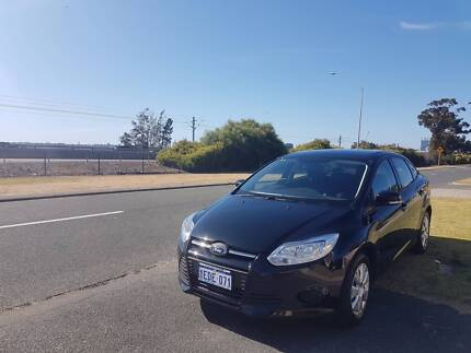 2012 Ford Focus For Sale, Extremely low mileage!