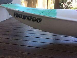 Hayden  surf ski Fairfield Darebin Area Preview