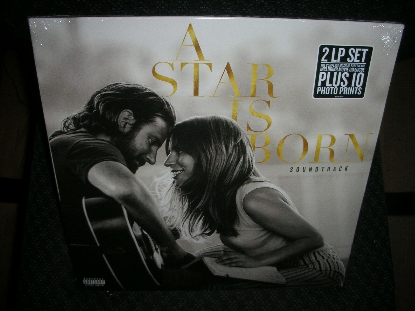 Купить  A Star Is Born (Original Soundtrack)  **NEW RECORD LP VINYL LADY GAGA