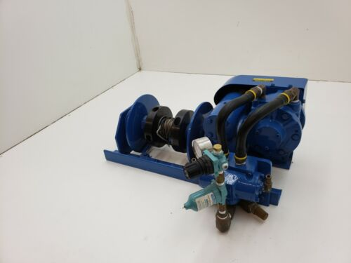 MY-TE Air 1000 – Standard Pneumatic Winch-Hoist 2500 Lbs Lift Free Shipping
