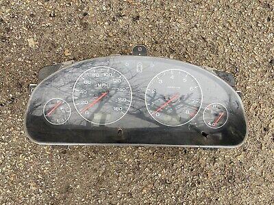 Subaru Forester JDM Speedo Clocks Dials Instrument Cluster Gauges 85012AE060