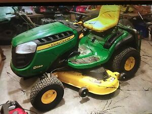 2016 lawn tractor