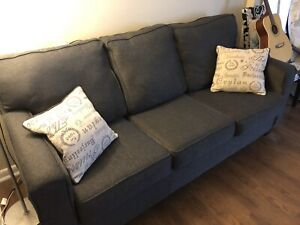 2 year old couch for sale!