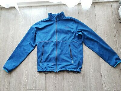 The North Face Men's Canyonwall Jacket - Style A4C4 - Medium M - Blue