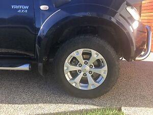 Mitsubishi Triton Wheels Tyres Amp Rims Gumtree