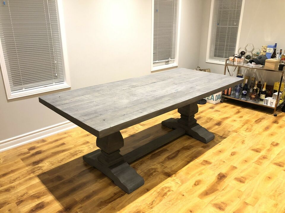 Awesome Structube Castle Grey Dining Table For Sale Redflagdeals Dailytribune Chair Design For Home Dailytribuneorg
