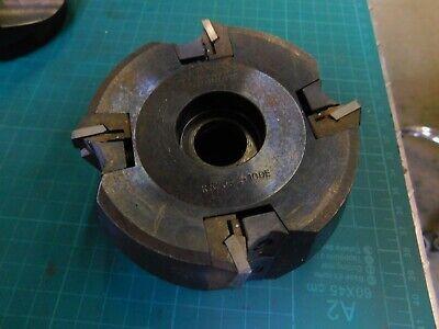 Sandvik Coromant 4.0 Indexable Face Mill 1-12 Arbor Ra265.2-100e