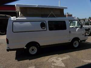 1997 Ford Campervan , Pop Top , Rego 7-2017 , S/ Cert . Corinda Brisbane South West Preview