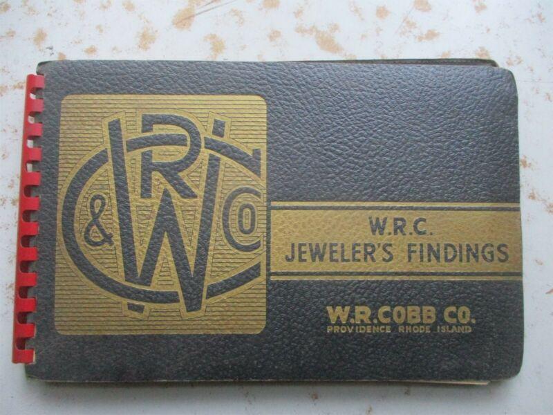 WR Cobb Co WRC Jeweler