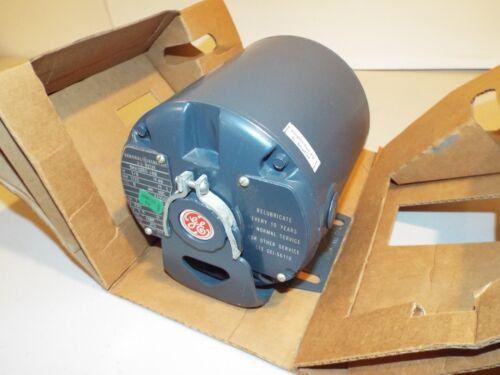 General Electric 5KH32EG 468 Pump 1/8 HP 1725 RPM AC MOTOR BRAND NEW VINTAGE.I66