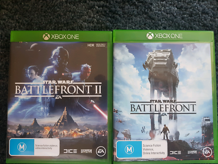 Star Wars Battlefront 2 II Xbox One Mernda Whittlesea Area Preview