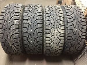 205/60R16 winter tires almost brand new