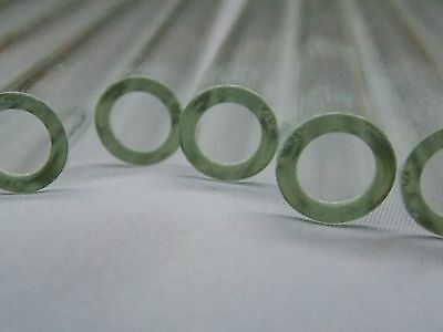 8 Long 25 Drinking Straws Borosilicate Glass Tubing 12 Mm Od 8 Mm Id Blowing