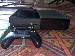 XBOX One 400GB plus 20 games