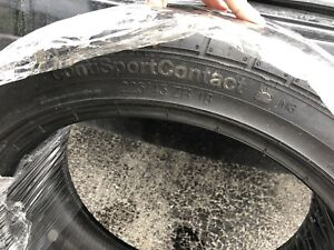 Performance Continental tires