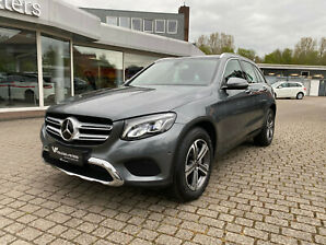 MERCEDES-BENZ GLC 220 d 4M+EXCLUSIVE+AMG+DISTRONIC+PANORAMA