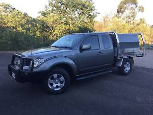 2009 Nissan Navara King Cab Ute Karrabin Ipswich City Preview