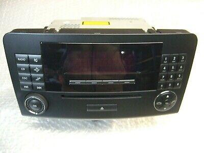 Original Mercedes Benz Audio 20 CD MF2710 W164 Autoradio M ML Alpine A1648208289